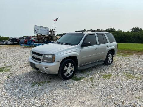 2007 Chevrolet TrailBlazer for sale at Ken's Auto Sales & Repairs in New Bloomfield MO