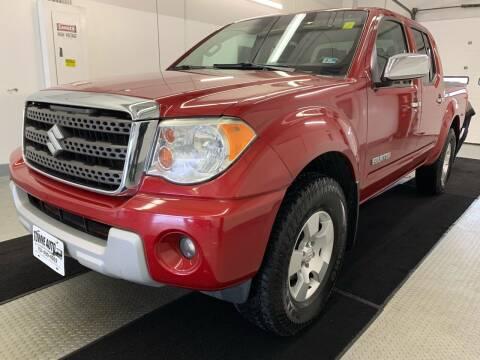 2012 Suzuki Equator for sale at TOWNE AUTO BROKERS in Virginia Beach VA