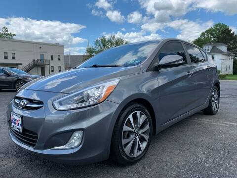 2015 Hyundai Accent for sale at 1NCE DRIVEN in Easton PA