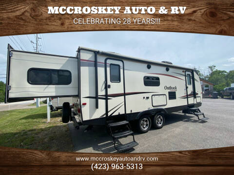 2015 OUTBACK TERRAIN 250 TRS for sale at MCCROSKEY AUTO & RV in Bluff City TN