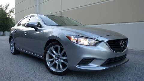 2015 Mazda MAZDA6 for sale at Precision Auto Source in Jacksonville FL