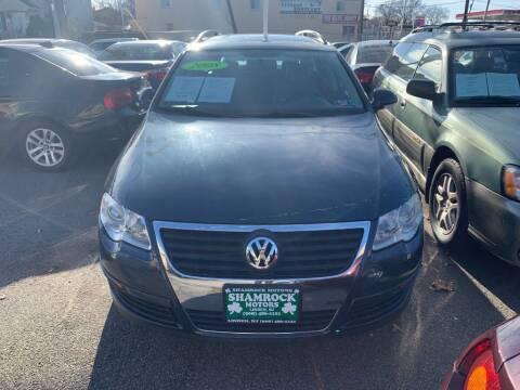 2008 Volkswagen Passat for sale at Park Avenue Auto Lot Inc in Linden NJ