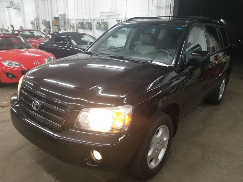 2007 Toyota Highlander for sale at The Car Buying Center in St Louis Park MN