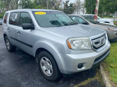 2011 Honda Pilot for sale at Right Place Auto Sales in Indianapolis IN