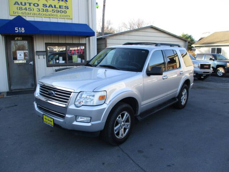 2010 Ford Explorer for sale at TRI-STAR AUTO SALES in Kingston NY