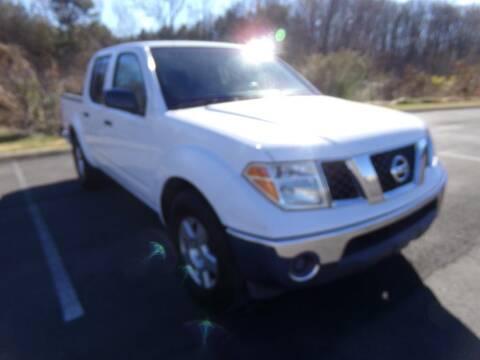 2008 Nissan Frontier for sale at J & D Auto Sales in Dalton GA