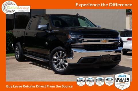 2019 Chevrolet Silverado 1500 for sale at Dallas Auto Finance in Dallas TX