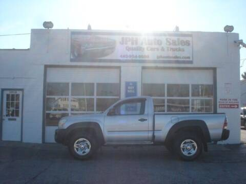 2009 Toyota Tacoma for sale at JPH Auto Sales in Eastlake OH