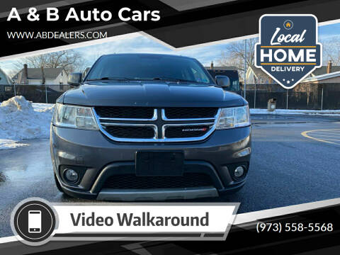2015 Dodge Journey for sale at A & B Auto Cars in Newark NJ