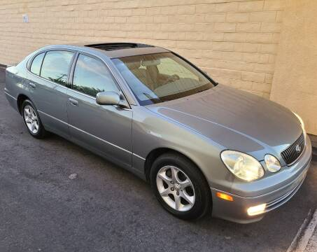 2003 Lexus GS 300 for sale at Cars To Go in Sacramento CA