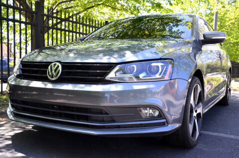 2015 Volkswagen Jetta for sale at Wheel Deal Auto Sales LLC in Norfolk VA