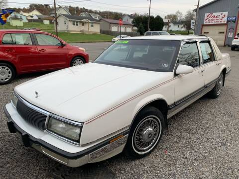 1991 Buick LeSabre for sale at Trocci's Auto Sales in West Pittsburg PA