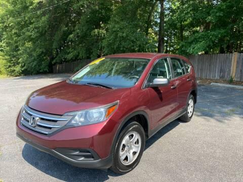 2014 Honda CR-V for sale at Peach Auto Sales in Smyrna GA