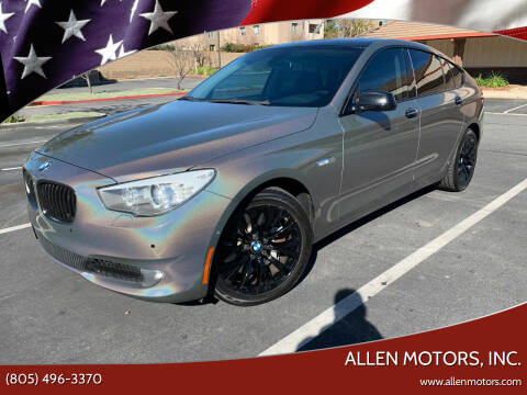 2011 BMW 5 Series for sale at Allen Motors, Inc. - Regular Inventory in Thousand Oaks CA