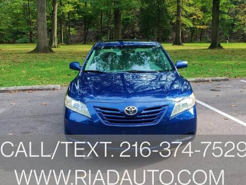 2009 Toyota Camry for sale at Riad Auto Sales in Cleveland OH