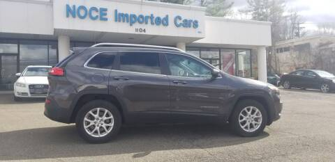 2017 Jeep Cherokee for sale at Carlo Noce Imported Cars INC in Vestal NY