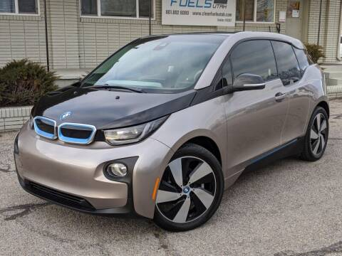2015 BMW i3 for sale at Clean Fuels Utah in Orem UT