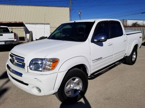 2006 Toyota Tundra for sale at Key City Motors in Abilene TX
