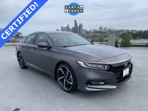 2019 Honda Accord for sale at Honda of Seattle in Seattle WA