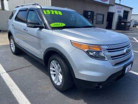 2013 Ford Explorer for sale at Used Car Factory Sales & Service Troy in Troy OH