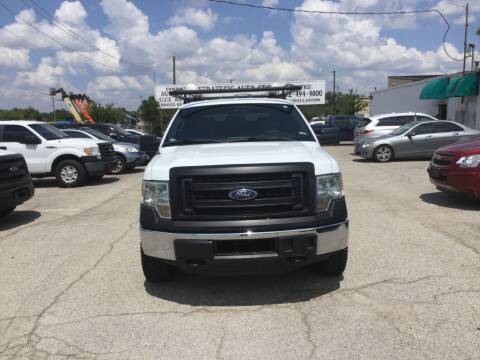 2014 Ford F-150 for sale at Strategic Auto Group in Garland TX