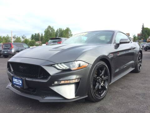 2019 Ford Mustang for sale at Delta Car Connection LLC in Anchorage AK