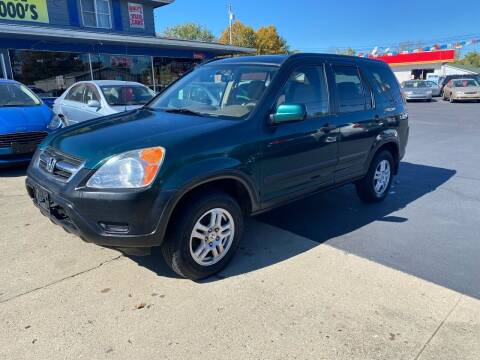 2004 Honda CR-V for sale at Wise Investments Auto Sales in Sellersburg IN