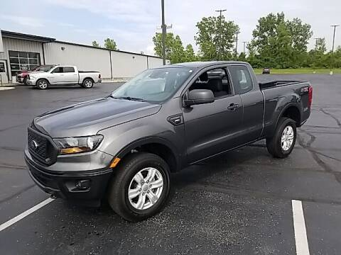 2020 Ford Ranger for sale at MIG Chrysler Dodge Jeep Ram in Bellefontaine OH