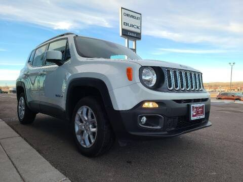 2017 Jeep Renegade for sale at Tommy's Car Lot in Chadron NE