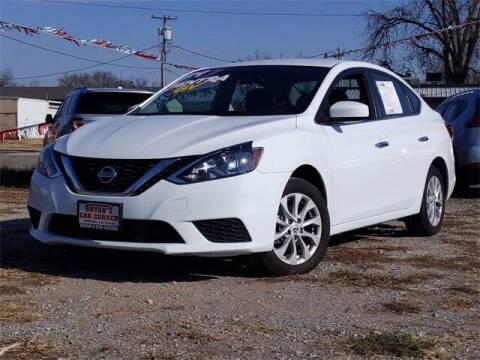 2019 Nissan Sentra for sale at Bryans Car Corner in Chickasha OK