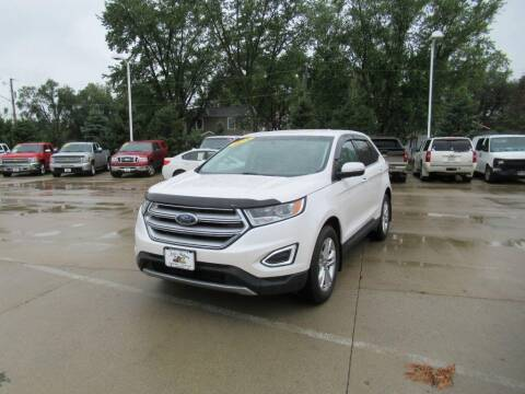 2015 Ford Edge for sale at Aztec Motors in Des Moines IA
