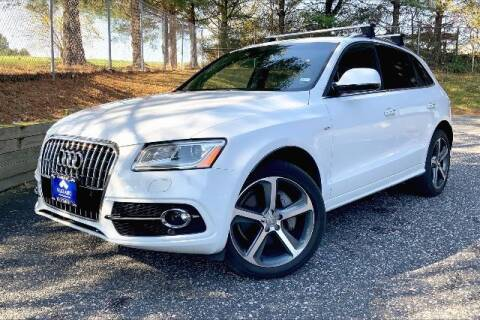 2016 Audi Q5 for sale at TRUST AUTO in Sykesville MD