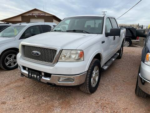 2004 Ford F-150 for sale at Pro Auto Care in Rapid City SD