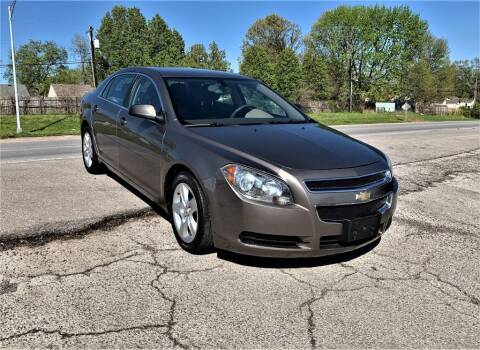 2012 Chevrolet Malibu for sale at InstaCar LLC in Independence MO