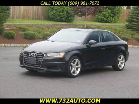 2015 Audi A3 for sale at Absolute Auto Solutions in Hamilton NJ