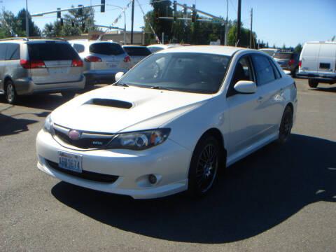 2009 Subaru Impreza for sale at Sound Auto Land LLC in Auburn WA
