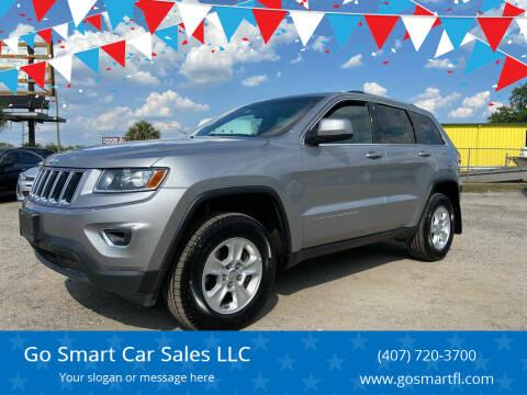 2014 Jeep Grand Cherokee for sale at Go Smart Car Sales LLC in Winter Garden FL