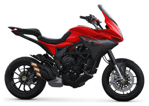 2020 MV Agusta Turismo Veloce 800 Rosso for sale at Powersports of Palm Beach in Hollywood FL