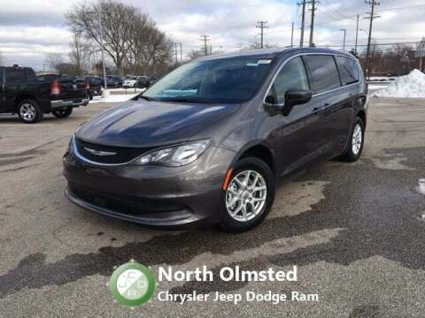 2021 Chrysler Voyager for sale at North Olmsted Chrysler Jeep Dodge Ram in North Olmsted OH