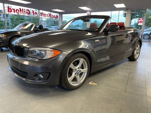 2013 BMW 1 Series for sale at Kar Kraft in Gilford NH
