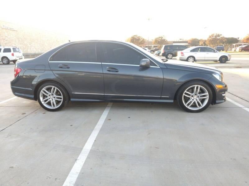 2014 Mercedes-Benz C-Class AWD C 300 Luxury 4MATIC 4dr Sedan - Mckinney TX
