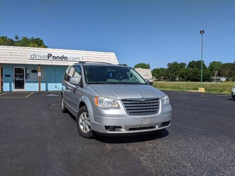 2010 Chrysler Town and Country for sale at DrivePanda.com in Dekalb IL