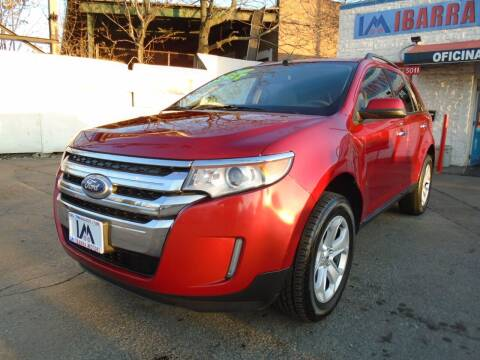 2011 Ford Edge for sale at IBARRA MOTORS INC in Cicero IL