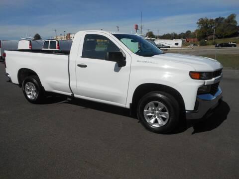 2020 Chevrolet Silverado 1500 for sale at Benton Truck Sales in Benton AR