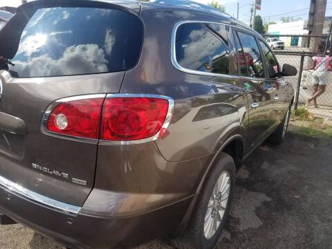 2011 Buick Enclave for sale at 216 Automotive Group in Cleveland OH