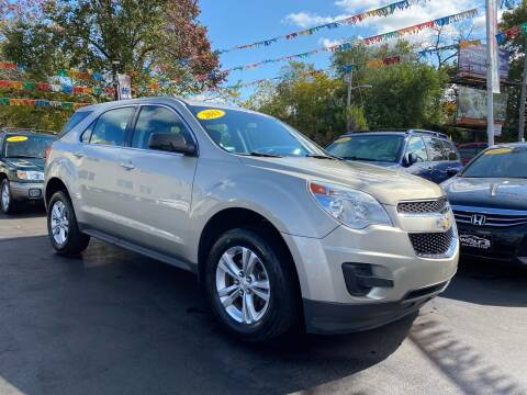 2013 Chevrolet Equinox for sale at WOLF'S ELITE AUTOS in Wilmington DE