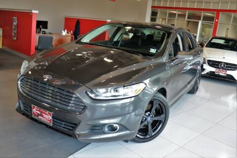 2016 Ford Fusion for sale at Quality Auto Center in Springfield NJ