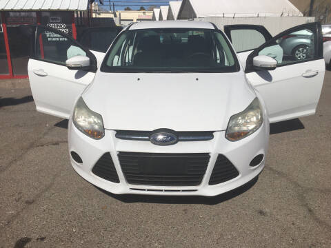 2013 Ford Focus for sale at Auto Depot in Albuquerque NM