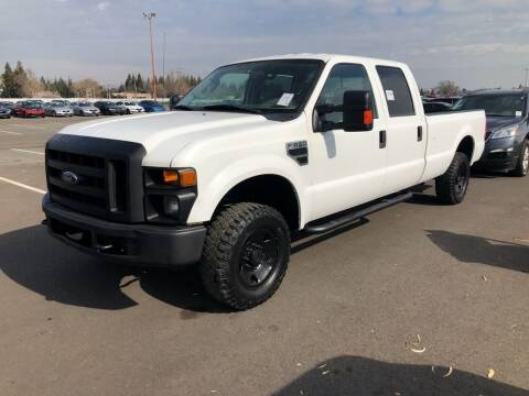 2009 Ford F-250 Super Duty for sale at San Jose Auto Outlet in San Jose CA