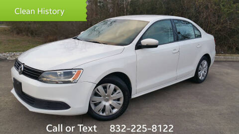 2014 Volkswagen Jetta for sale at Houston Auto Preowned in Houston TX